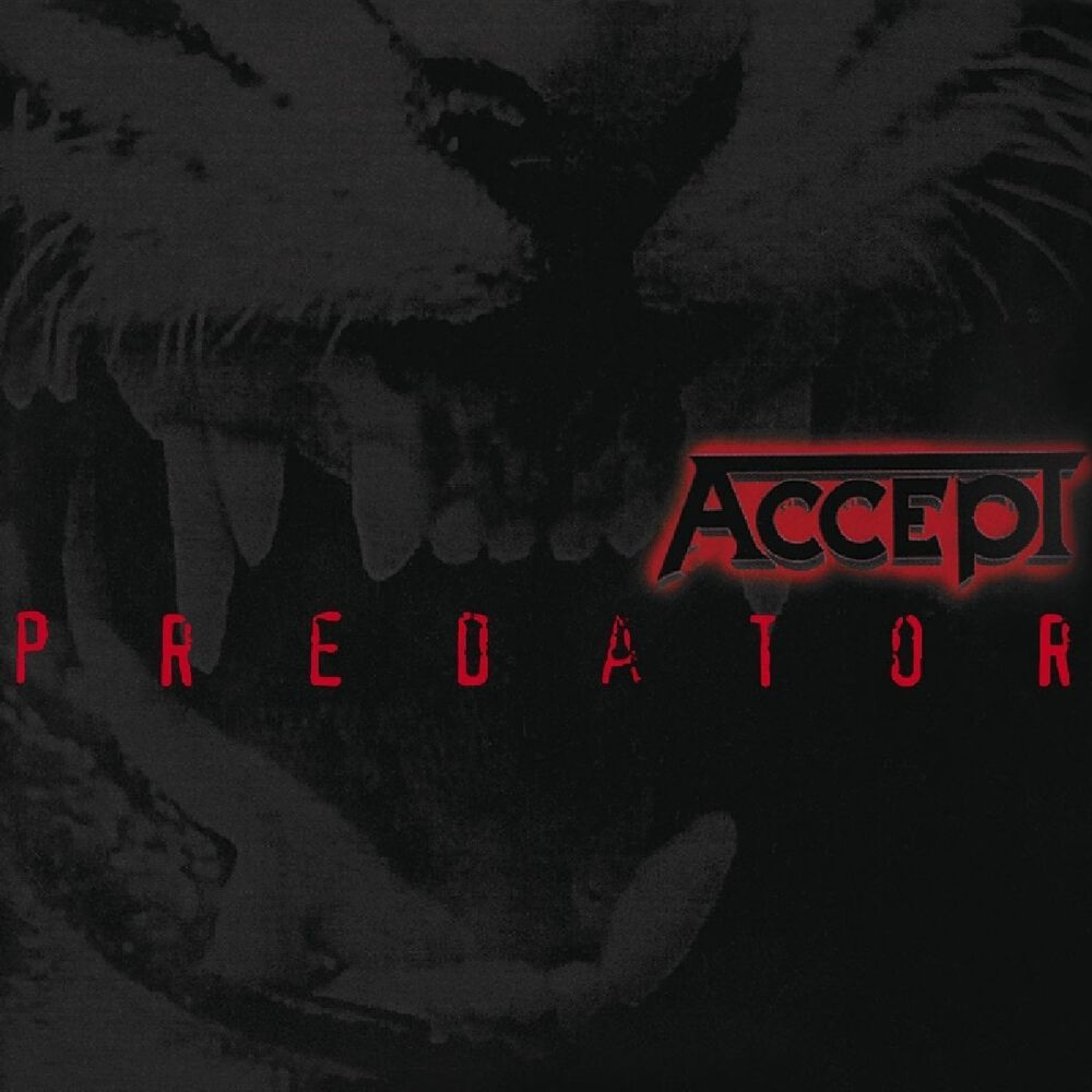 Image of   Accept Predator CD standard