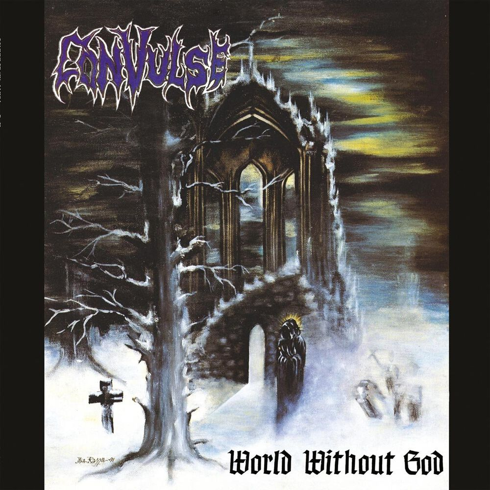 Convulse World without god CD Standard