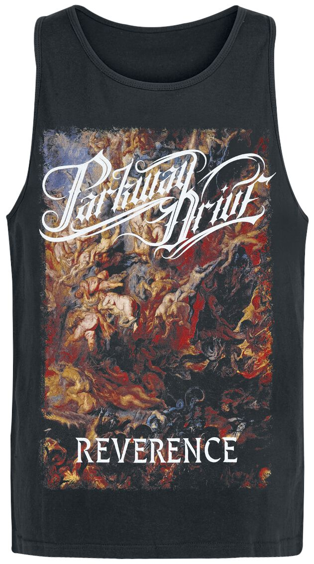 Image of   Parkway Drive Reverence - Cover Tanktop sort