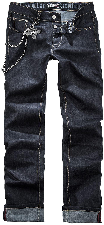 Image of   Motörhead EMP Signature Collection Jeans mørk blå