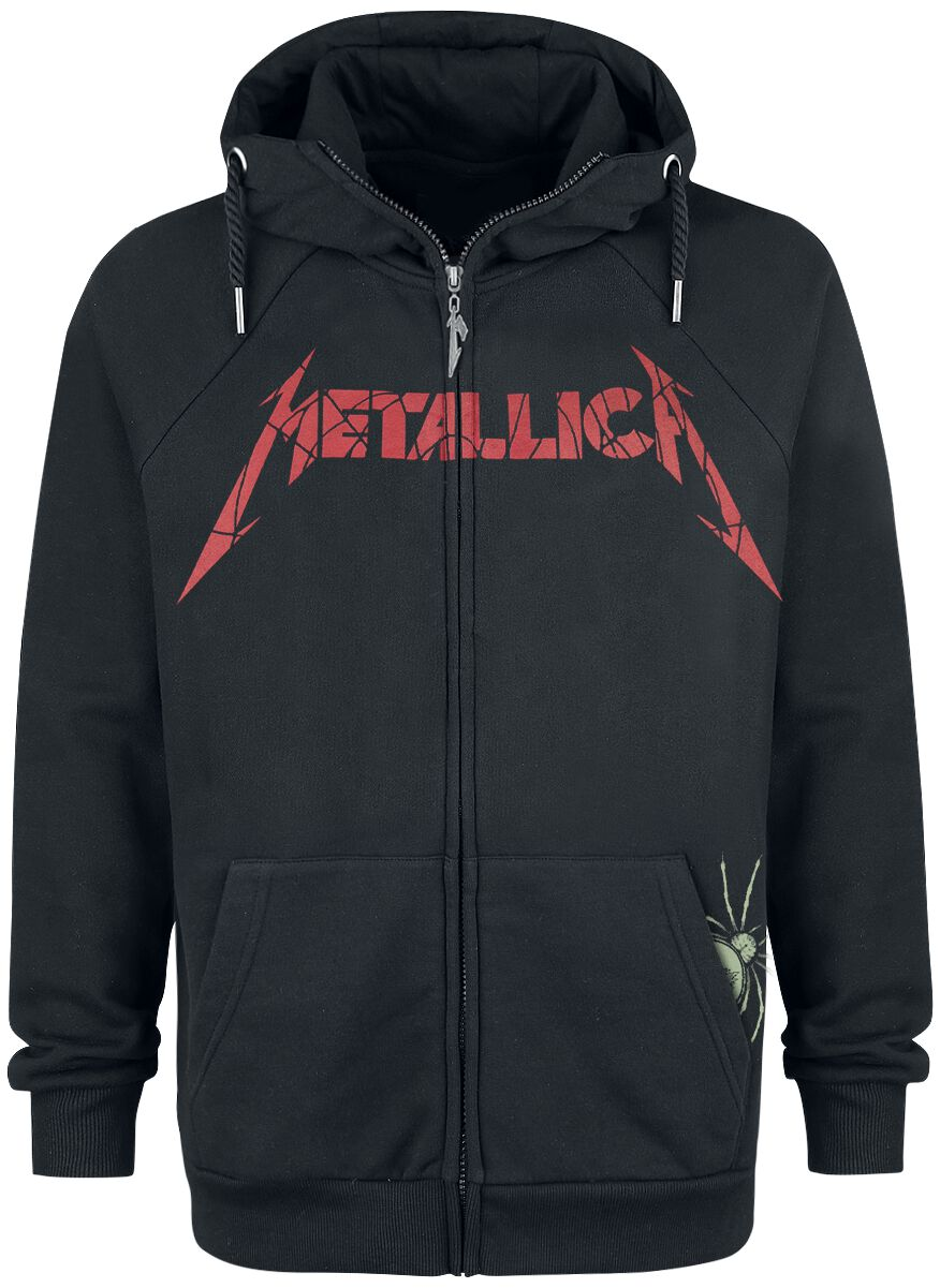 Image of   Metallica EMP Signature Collection Hættejakke sort