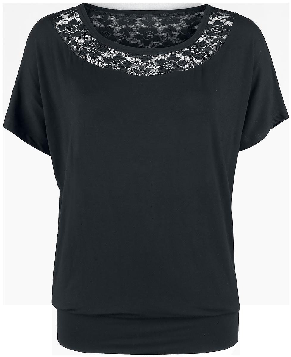 Black Premium by EMP - Gentle On My Mind - Girls shirt - black image
