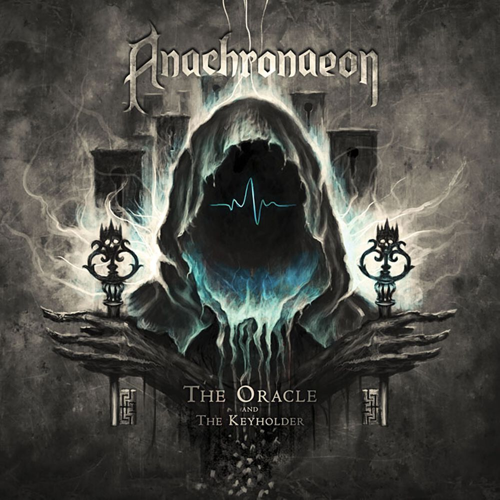 Image of   Anachronaeon The oracle and the keyholder CD standard