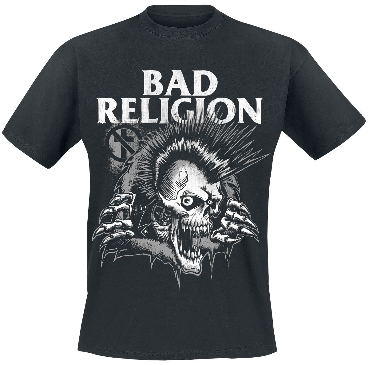 Bad Religion Bust Out T-Shirt schwarz