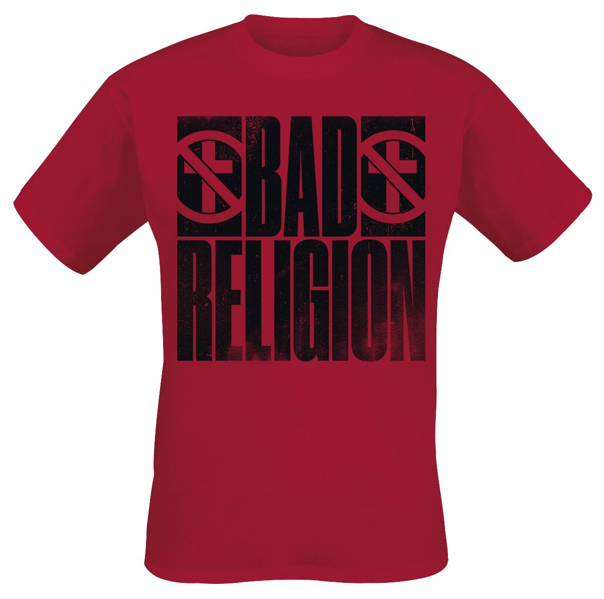 Bad Religion Bold T-Shirt rot
