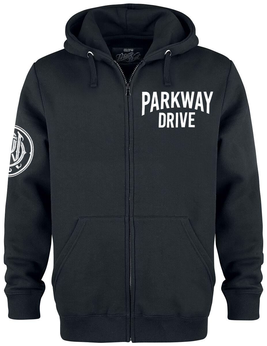Image of   Parkway Drive None Survive Hættejakke sort