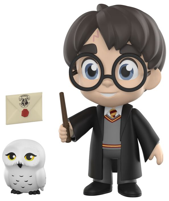 Image of   Harry Potter 5 Star - Harry Potter - Harry Potter Samlefigur Standard