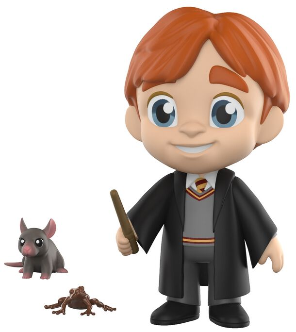 Image of   Harry Potter 5 Star - Harry Potter - Ron Weasley Samlefigur Standard