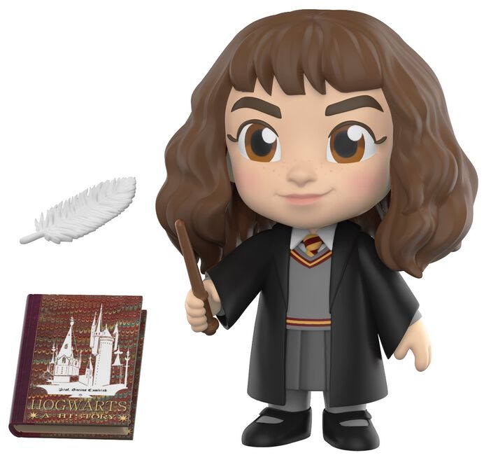 Image of   Harry Potter 5 Star - Harry Potter - Hermine Granger Samlefigur Standard