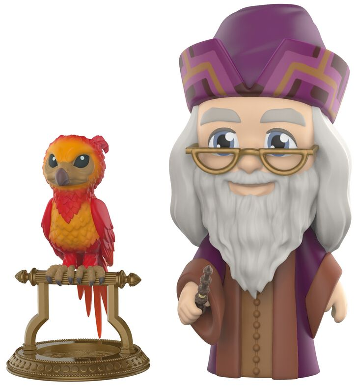 Image of   Harry Potter 5 Star - Harry Potter - Albus Dumbledore Samlefigur Standard