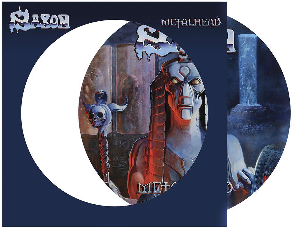 Saxon Metalhead LP Standard