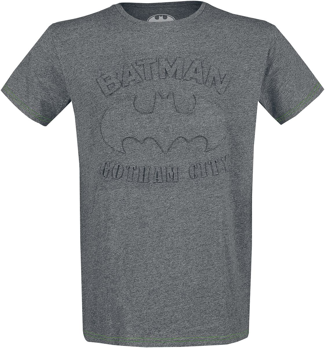 Image of   Batman Logo T-Shirt grålig