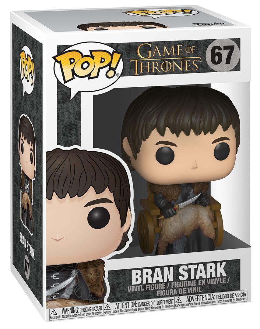 Image of   Game Of Thrones Bran Stark Vinyl Figure 67 Samlefigur Standard