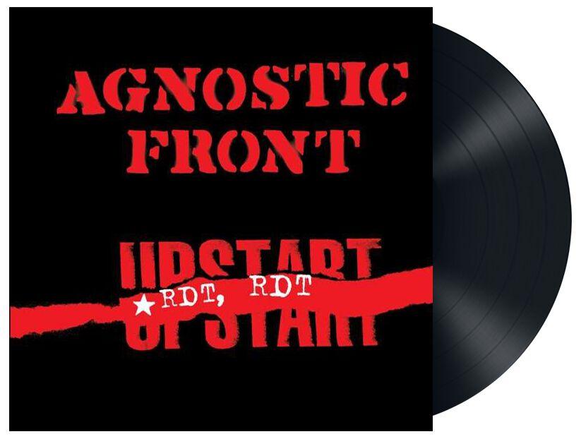 Agnostic Front Riot, riot upstart LP Standard