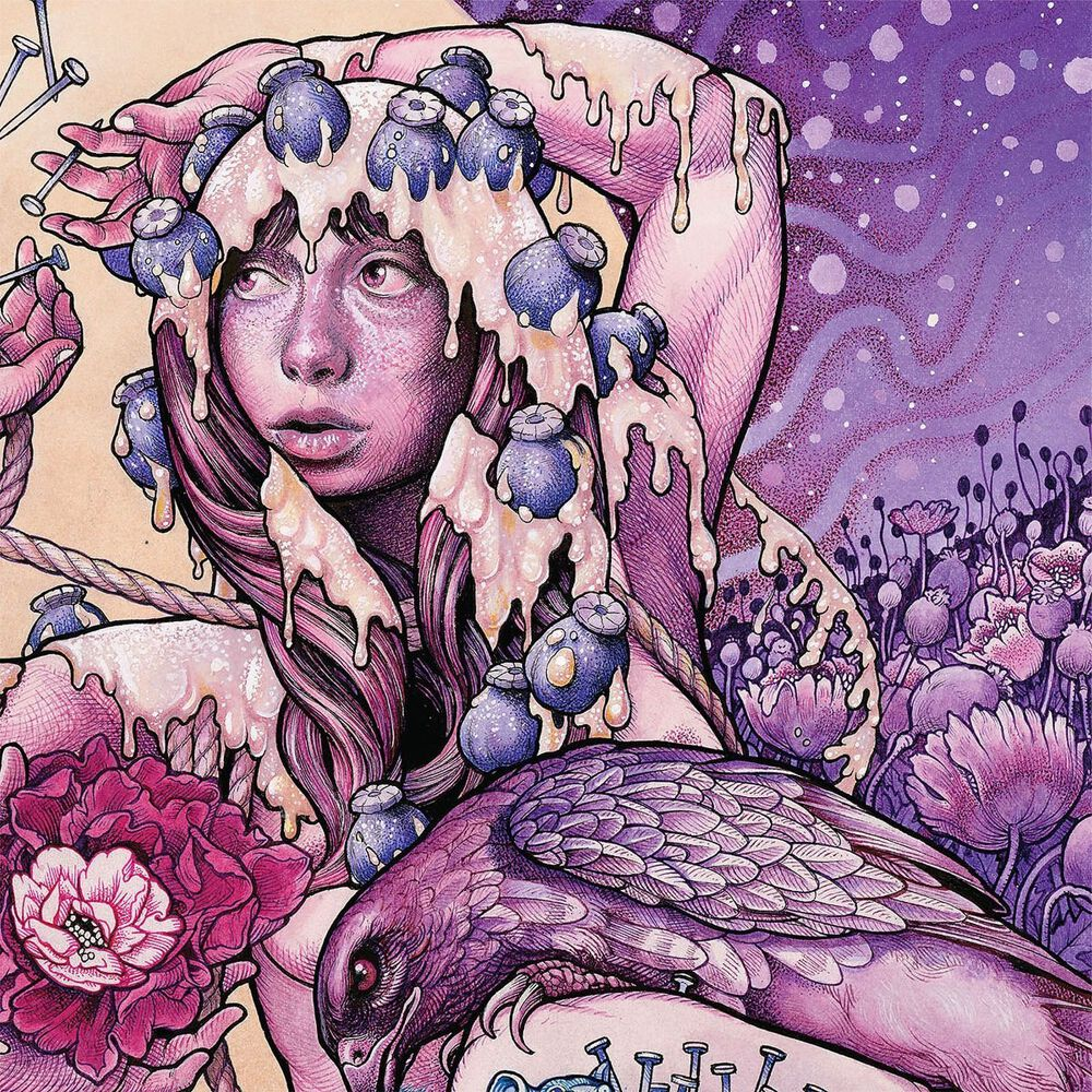 Image of Baroness Try to disappear 12 inch-Single Picture