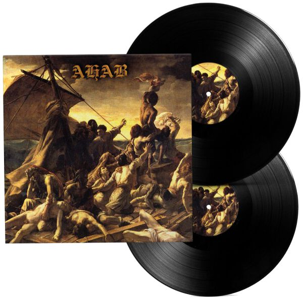 Image of   Ahab The boats of the Glen Carrig 2-LP standard