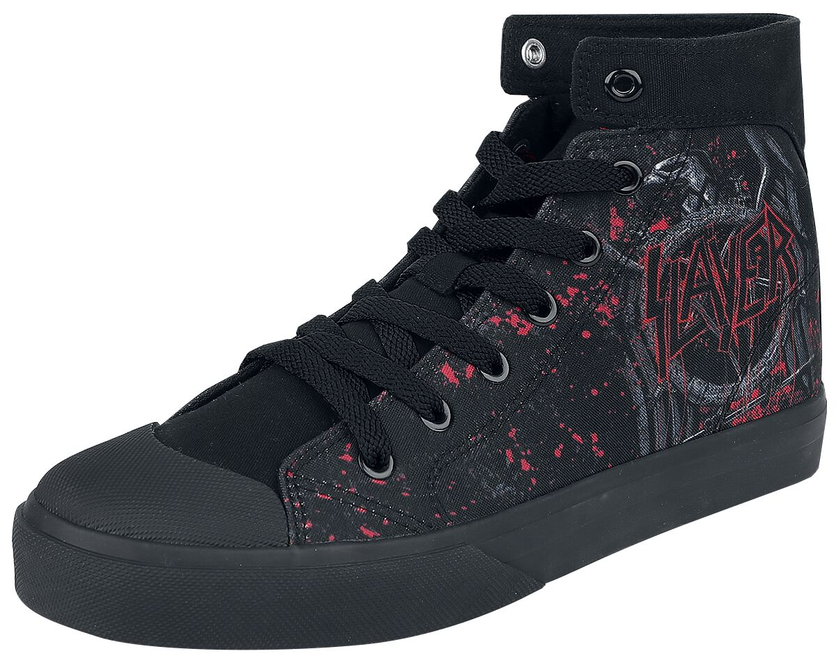 Image of   Slayer EMP Signature Collection Sneakers multifarvet