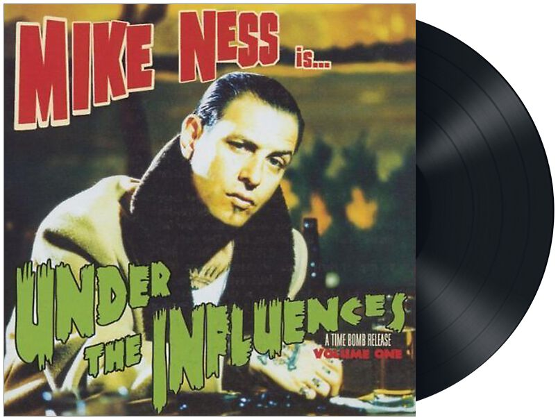 Mike Ness Under the influence LP Standard
