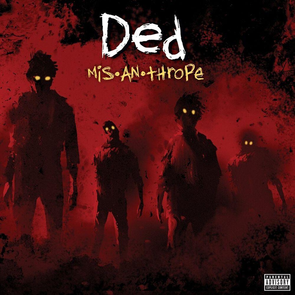 Ded Mis-an-thrope CD Standard