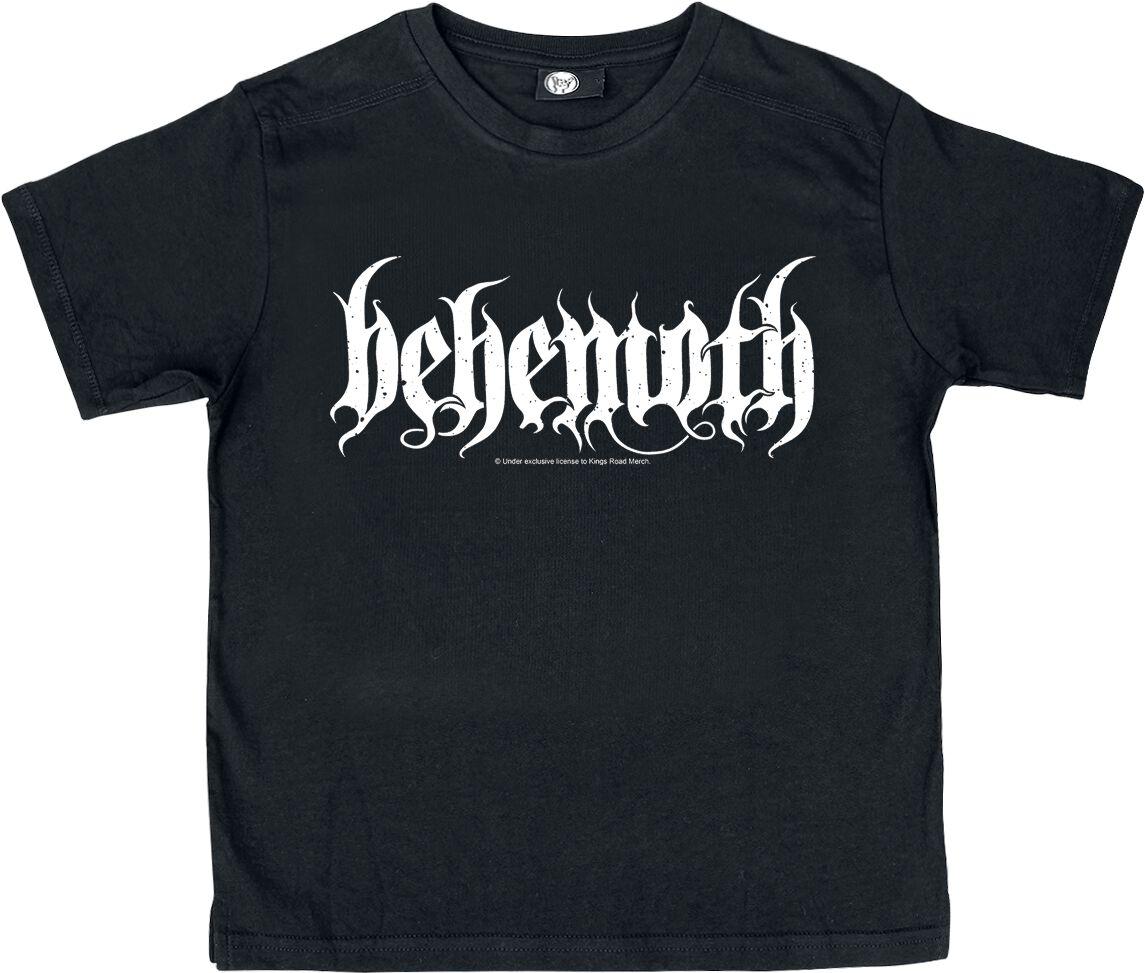 Obraz z Behemoth Logo Koszulka dziecięca czarny