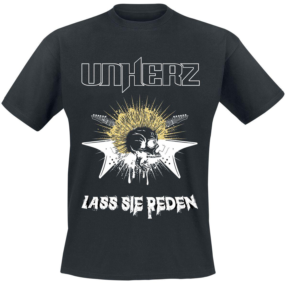 Image of   Unherz Für immer CD & T-Shirt Standard