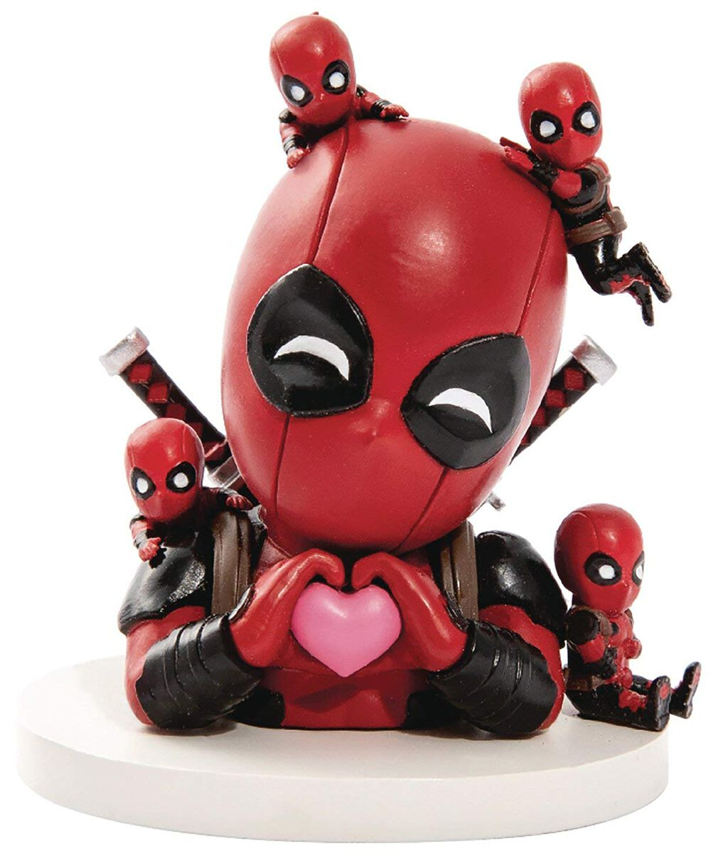 Image of   Deadpool Mini Egg Attack Figur Deadpool Day Dream Samlefigur Standard