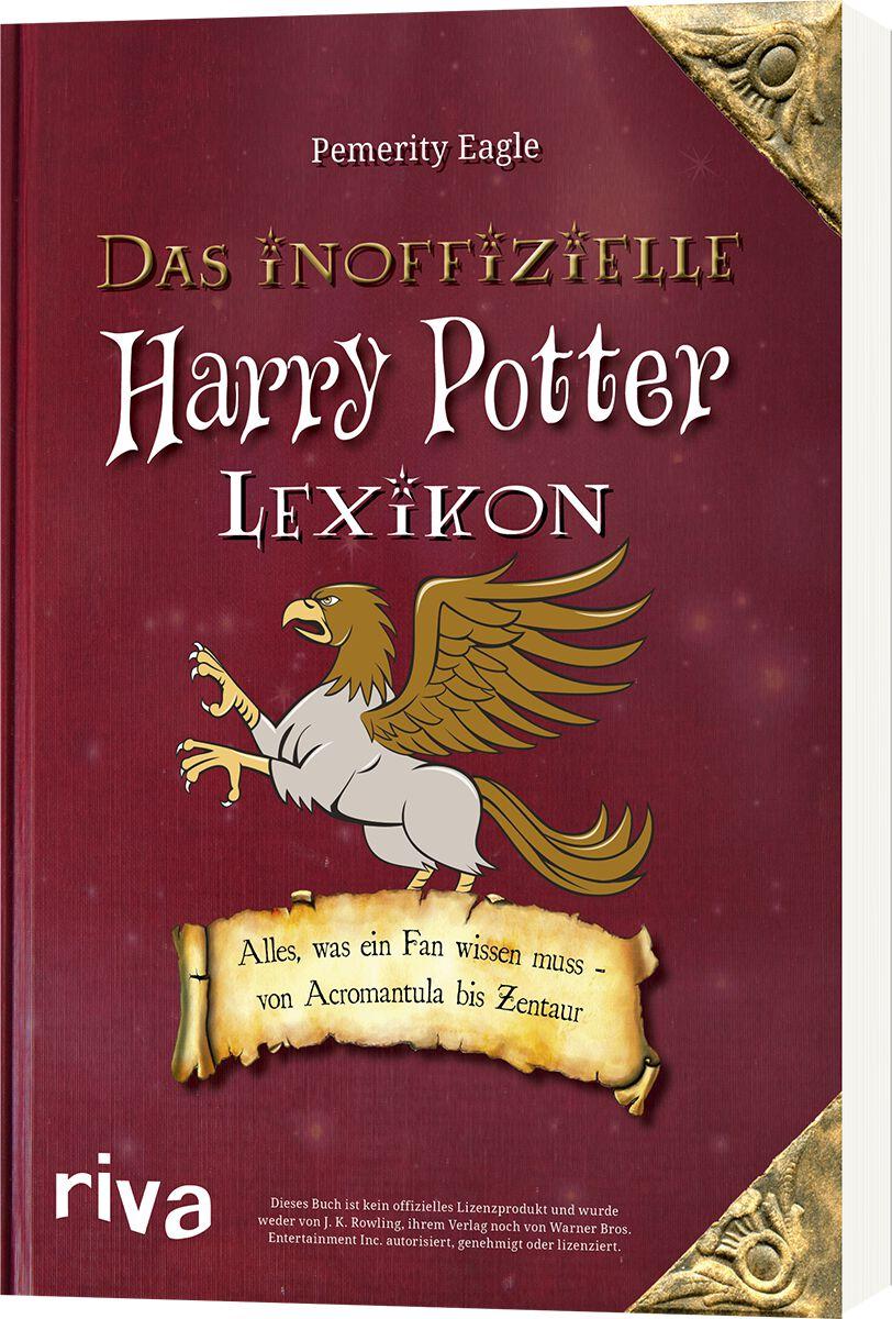Harry Potter Das inoffizielle Harry-Potter-Lexi...