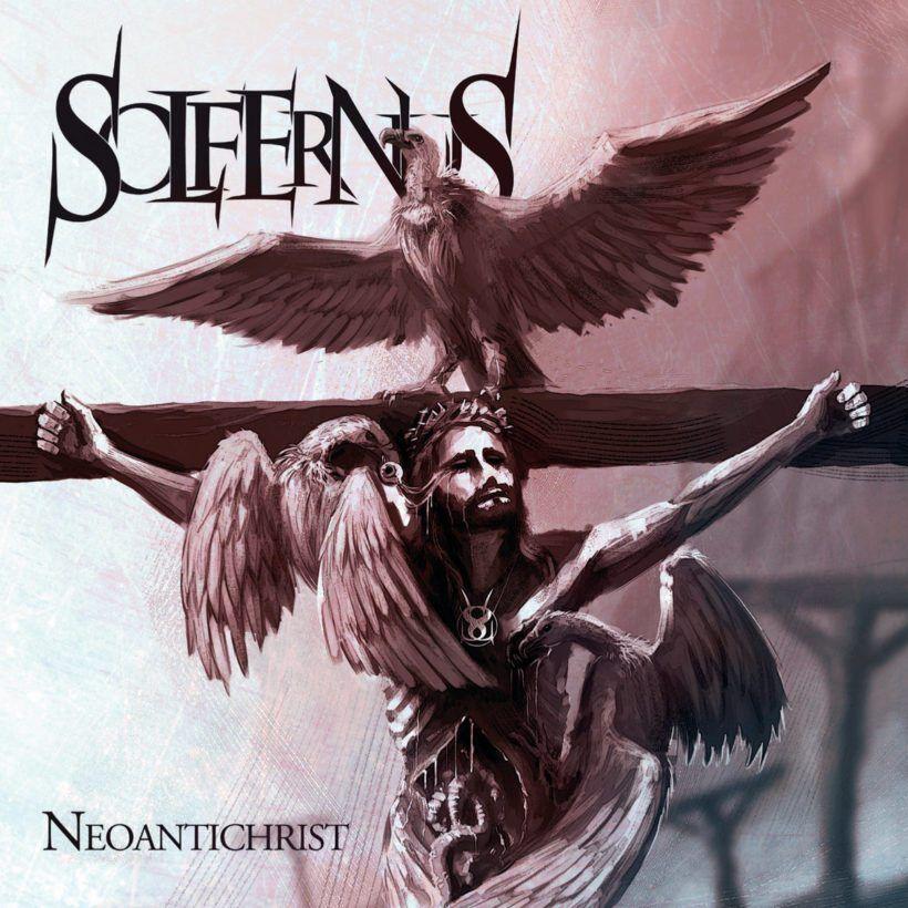 Image of   Solfernus Neoantichrist CD standard