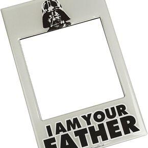 Cadre Photo Aimanté - Je Suis Ton Père Dark Vador - Star Wars