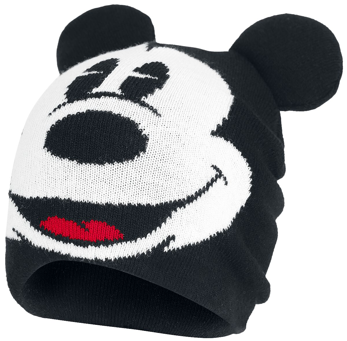 Image of   Mickey & Minnie Mouse Mickey Beanie sort