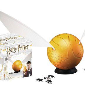 Harry Potter Vif D'Or (Puzzle 3D de 84 Pièces) Puzzle Standard