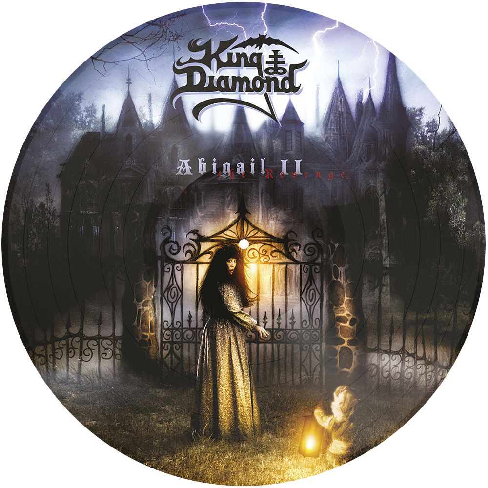 Image of   King Diamond Abigail II: The revenge 2-LP standard