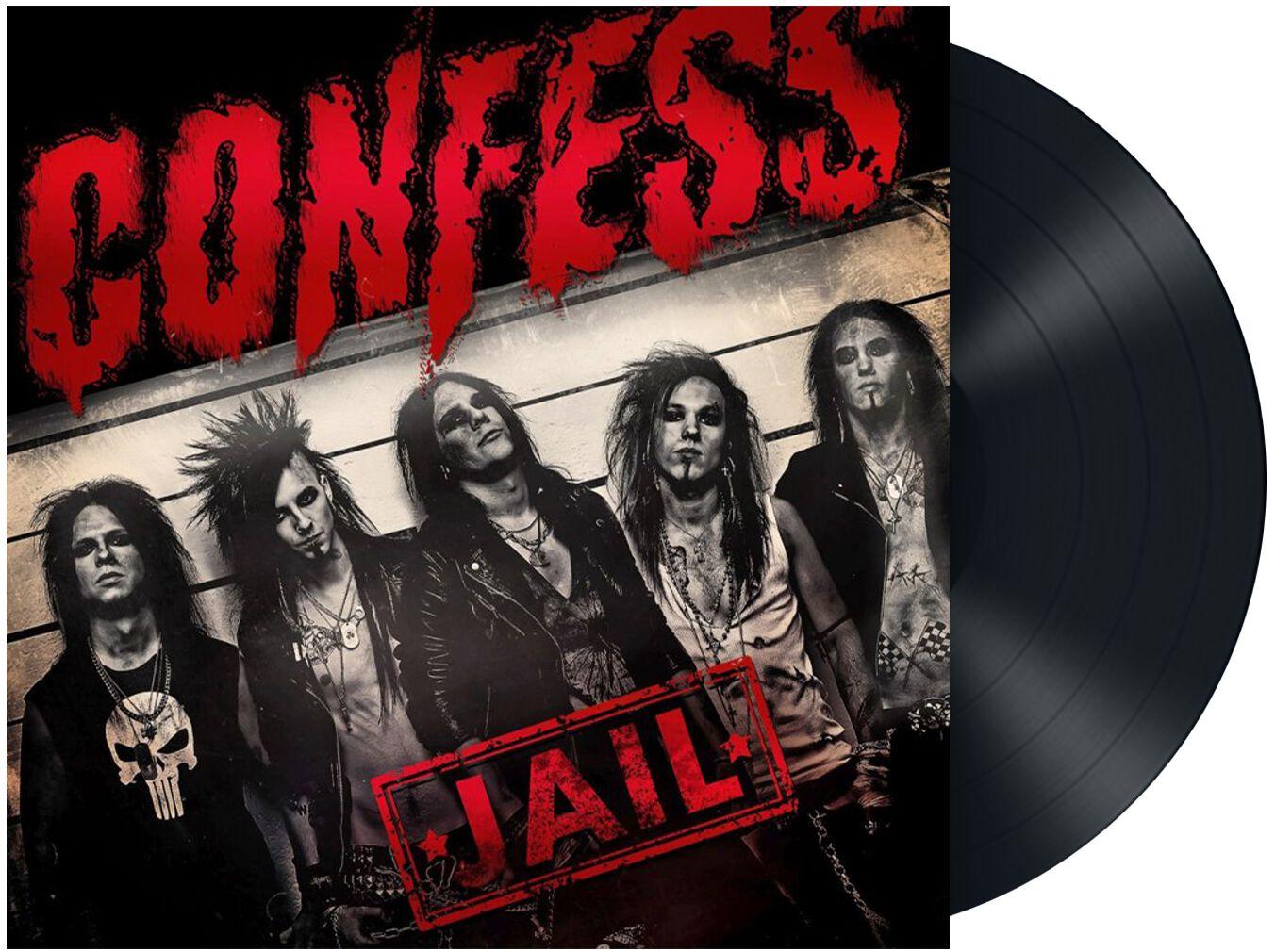 Image of   Confess Haunters LP Standard