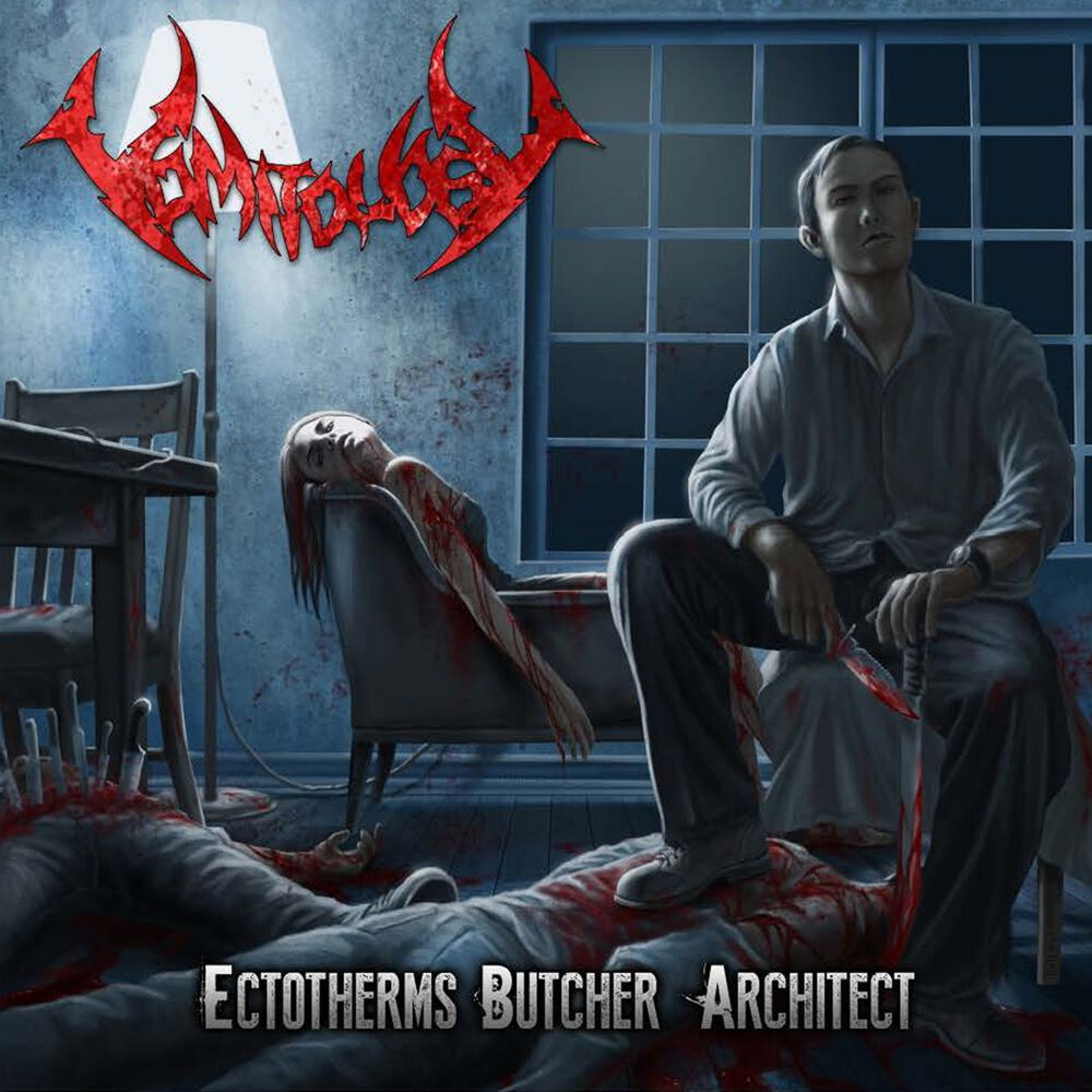 Vomitology Ectotherms butcher architect CD Stan...