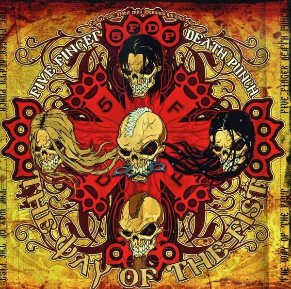 Image of   Five Finger Death Punch The way of the fist CD standard