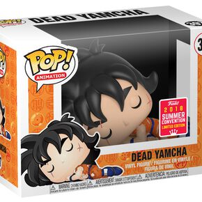 Dragon Ball Figurine En Vinyle Z - SDCC 2018 - Dead Yamcha 397 Figurine de collection Standard