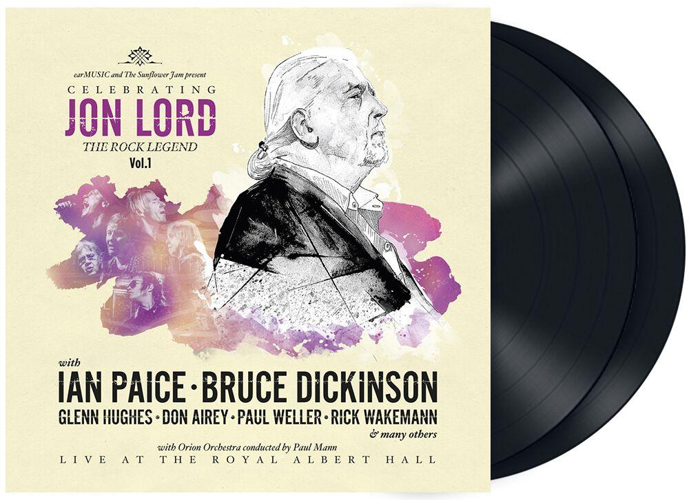 Lord, Jon / Deep Purple & Friends Celebrating J...