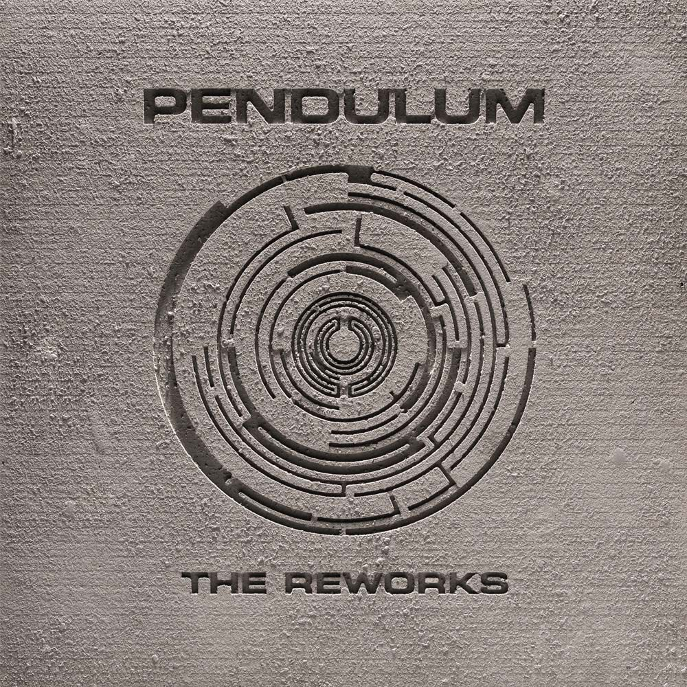 Pendulum The reworks CD Standard