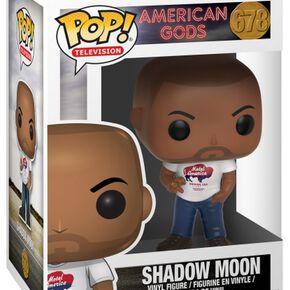 Figurine Pop! Ombre - American Gods