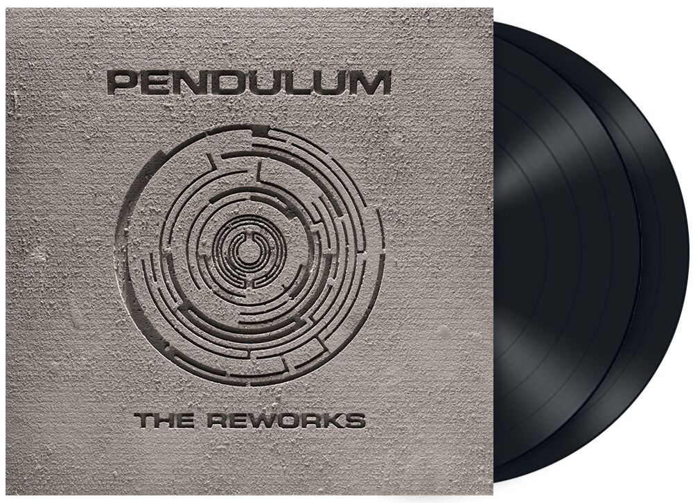 Pendulum The reworks 2-LP Standard