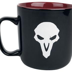 Overwatch Faucheur Mug noir/rouge