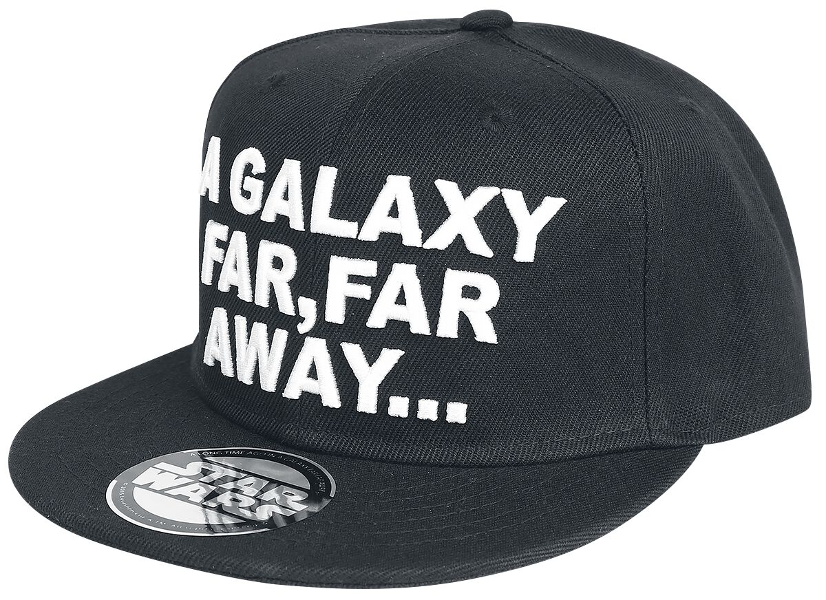 Image of   Star Wars A Galaxy Far, Far Away... Snapback Cap sort