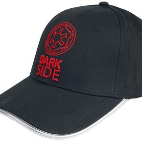 Star Wars Empire Logo - Dark Side Casquette Baseball noir