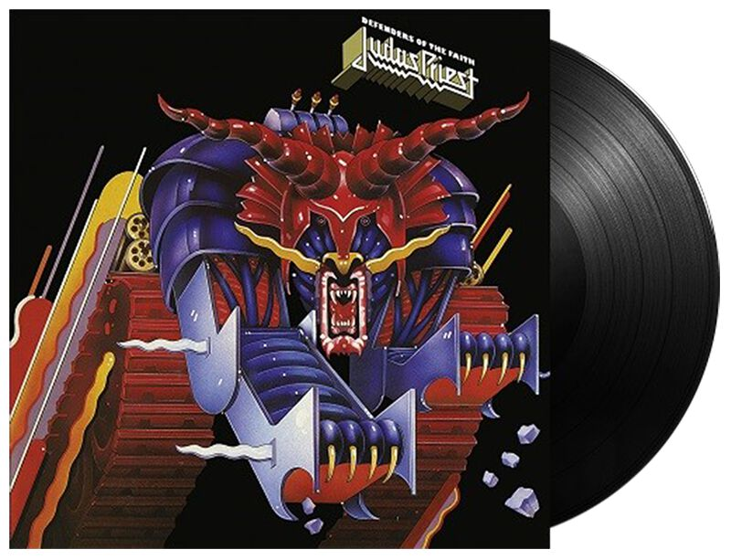 Image of   Judas Priest Defenders of the faith LP standard