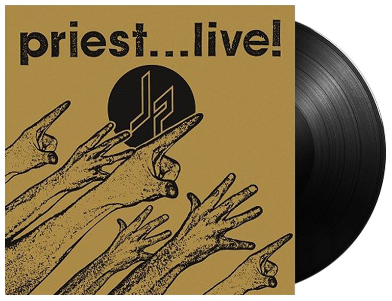 Image of   Judas Priest Priest ... Live! 2-LP standard