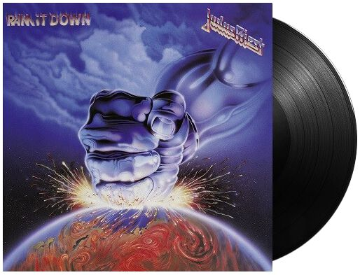 Image of   Judas Priest Ram it down LP standard