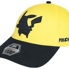 Pokémon Pikachu Casquette Baseball jaune