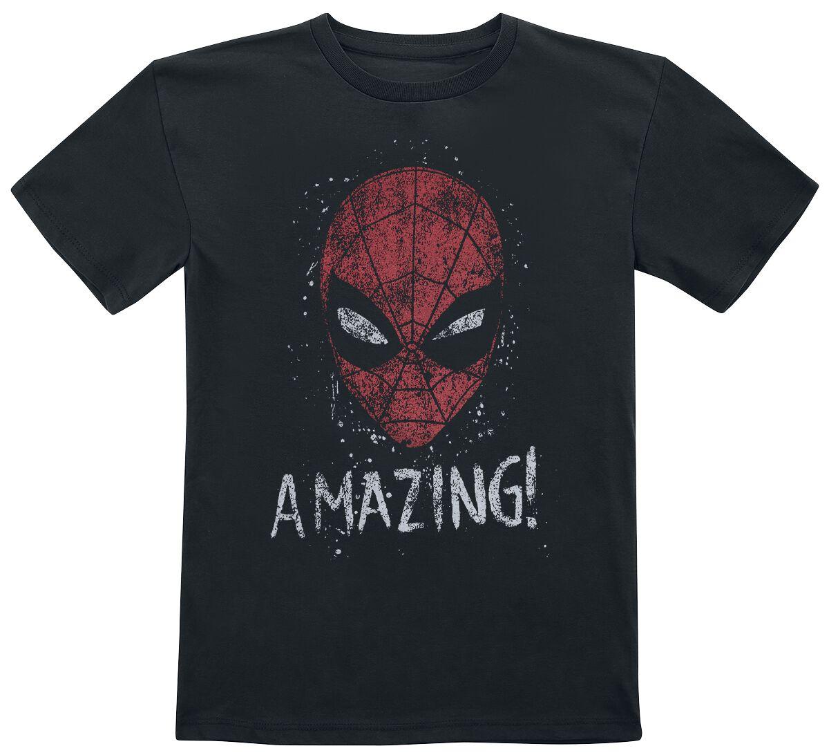 Image of   Spiderman Amazing Børnetrøje sort