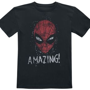 Spider-Man Amazing T-shirt Enfant noir