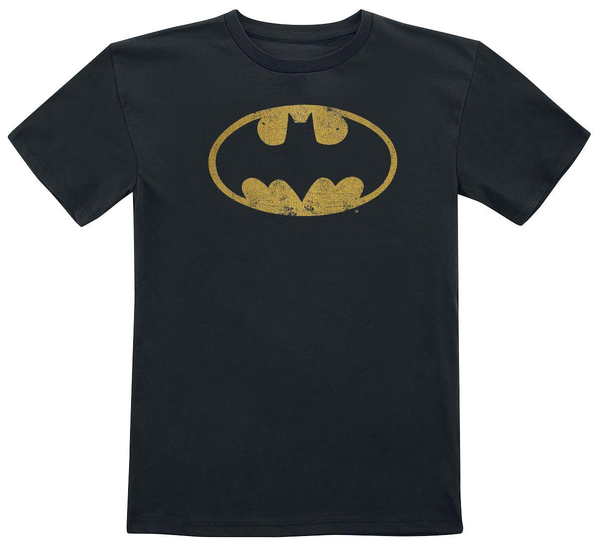 Image of   Batman Logo Børnetrøje sort